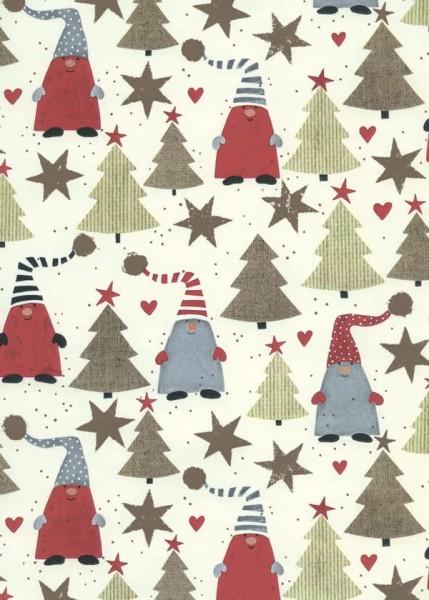 Weihnachtspapier Dessin 49293