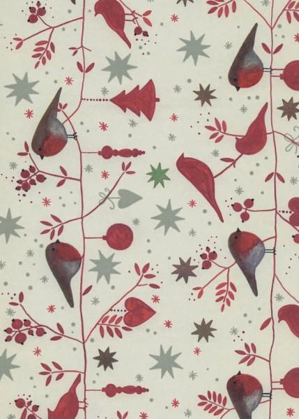 Weihnachtspapier Dessin 49277