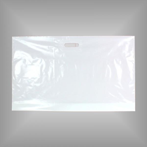 Plastiktüte 76 x 45 + 5 cm