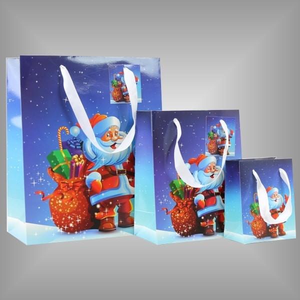 """Lacktasche """"Weihnachtsmann"""""""