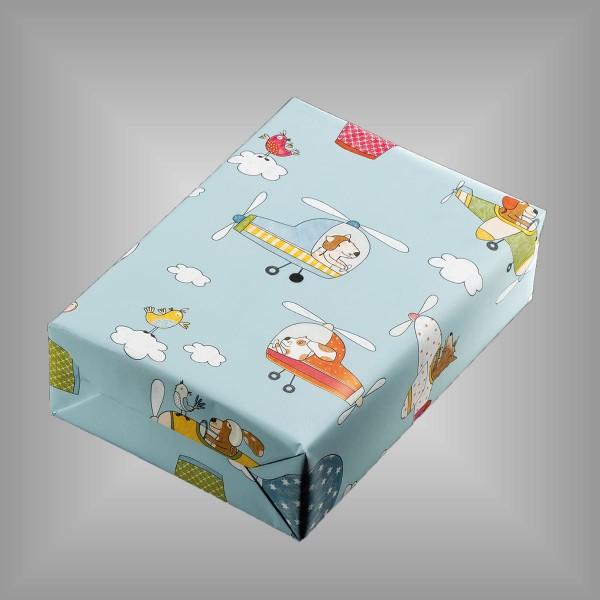 Geschenkpapier Dessin 40328