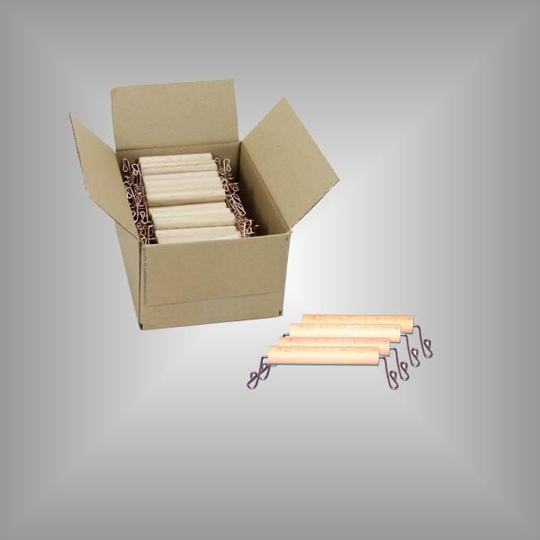 Paketträger aus Holz