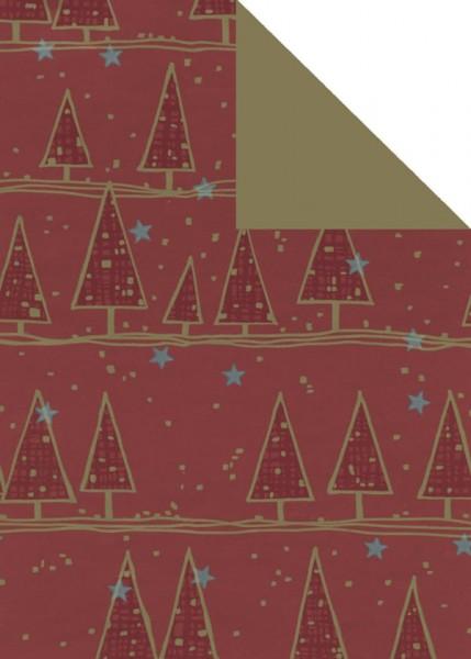 Weihnachtspapier Dessin 79821