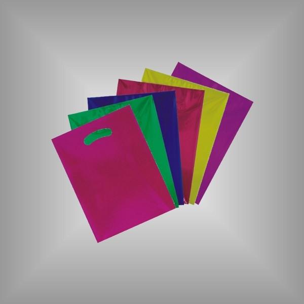 1.000 Tragetaschen Fresh 25 x 33 cm farbig-transparent